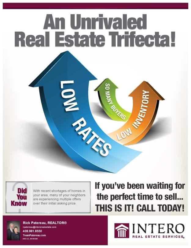 Real Estate Trifecta