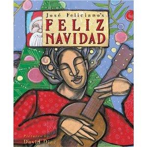 album cover feliz navidad