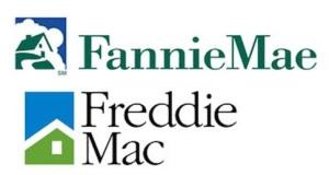 Fannie May Freddie Mac logos