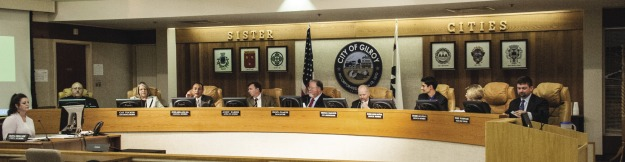 Gilroy City Council