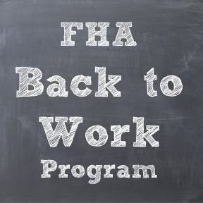 Insider - back to work program
