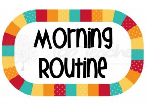 mojo morning routine