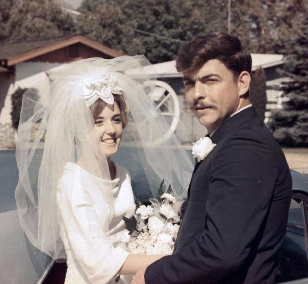 wedding rick sue