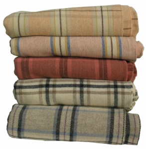 declutter blankets