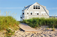 Luxury insider beach house