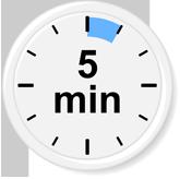 mojo 5 minutes