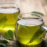 wellness green tea 2x2